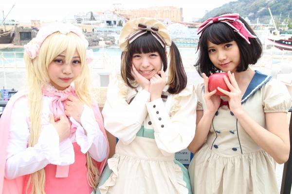 コスミュ撮影会4月10日
